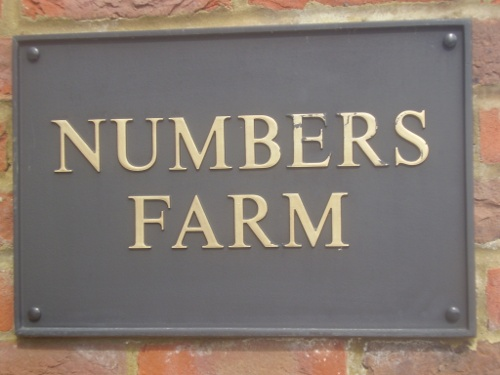 Numbers Farm