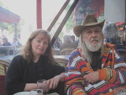 Jack Edmonds and Kathie Cameron