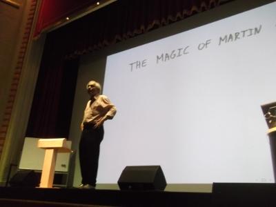 Persi Diaconis on Martin Gardner