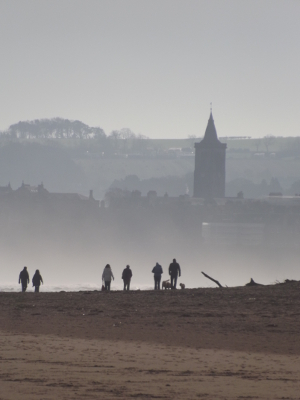 St Andrews from West Sands