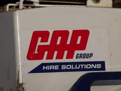 GAP road roller