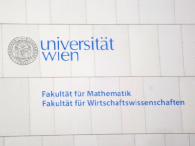 Mathematics Faculty, University of Vienna